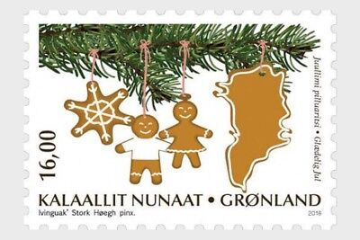 Groenland / Greenland - Postfris / MNH - Complete set Christmas 2018