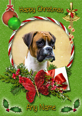 Stuck For Christmas Cards This Year With All The Choice Never Fear Our Dog Portrait Are Here Pack Of 5 Personalised