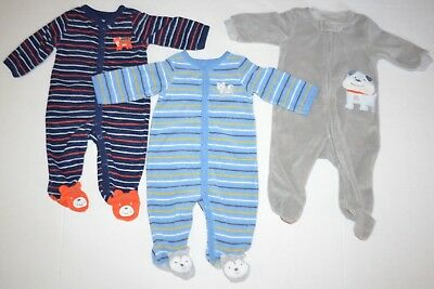0bac1d728 multiple colors 81764 78f66 carters baby pajamas get quotations a ...