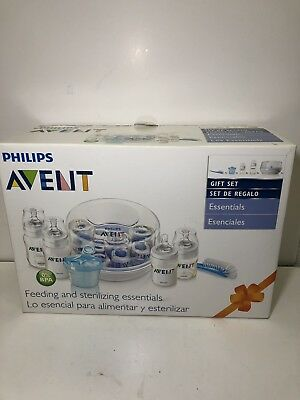 Philips AVENT Microwave Steam Sterilizer for Baby Bottles