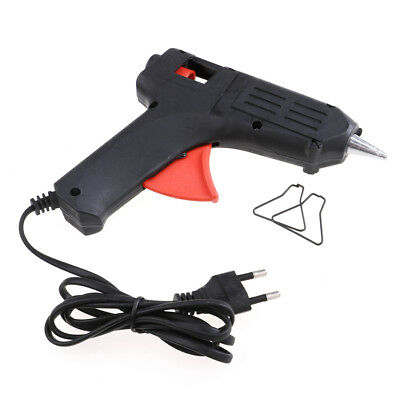40W Pro Hot Melt Glue Gun Heater Trigger Electric Heating Repair Tool ME