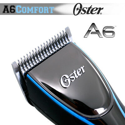 Oster A6 Cool Comfort Heavy Duty Clipper with Detachable Blade #10