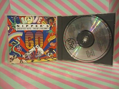 NIPPER'S GREATEST HITS The 60's VOL 1 CD ELVIS sam cooke GUESS WHO bobby bare