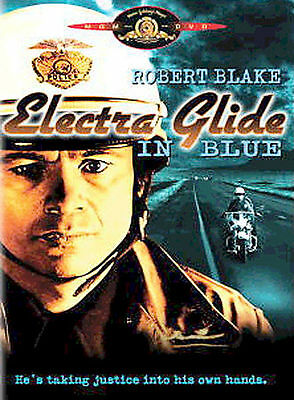 Electra Glide in Blue-MGM DVD- OOP/Rare- Brand New-Unopened-Robert Blake Classic
