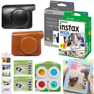 For Fujifilm Instax WIDE 300 Polaroid Camera / Film Sheet / Cover /Album/Filters