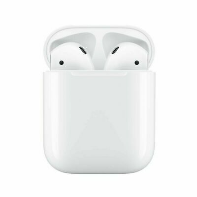 【】Apple AirPods (2nd Gen) with Charging Case A2032 - MV7N2ZA/A