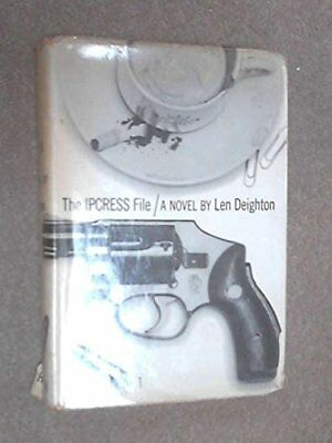 Ipcress File by Deighton, Len Hardback Book The Cheap Fast Free Post