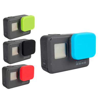 Gopro Accessories Silicone Lens Protective Cover For Camera Gopro Hero 6 5 FJ