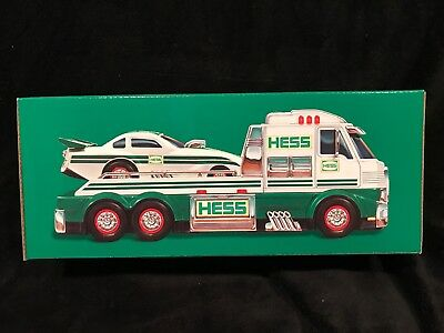 2016 Hess Toy Truck with Dragster