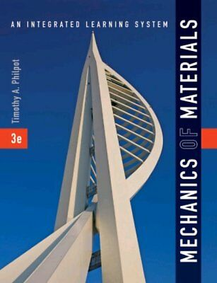 [PDF] Mechanics of Materials An Integrated Learning System 3rd Edition by Timoth