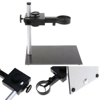 Universal Digital USB Holder Microscope Support Stand Bracket Adjust up and down
