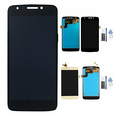 Full LCD Display Touch Screen Digitizer Tools For Motorola Moto E4 XT1765 XT1766
