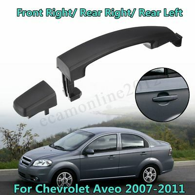 Front Rear L/R For Chevrolet Aveo 2007-11 Exterior Outside Door Handle #25972958
