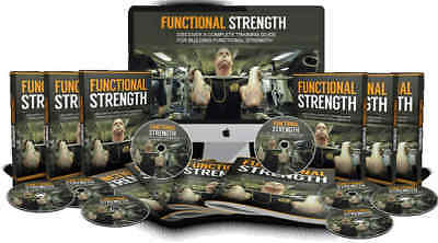 Course training functional strength with resell rights