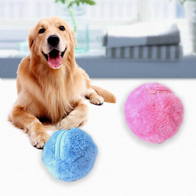 Milo Activation Automatic Ball For Dog Cat Puppy Pet Chew Electric Toy Ball