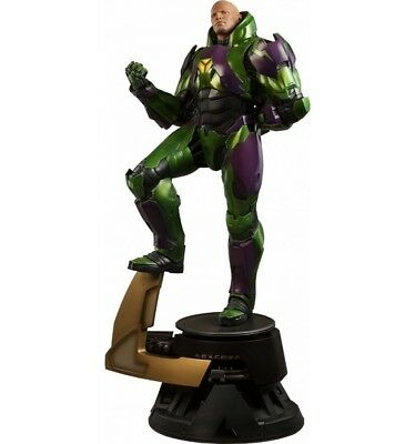 Sideshow statue of Lex Luthor Power Suit