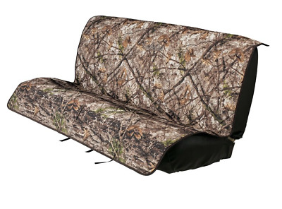 NEW Cabelas bench seat protector cover reversible Brown/ Zone Woodland