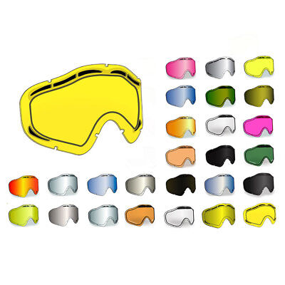 509 Sinister X5 Anti-Fog Anti-Scratch Dual Pane Replacement Snocross Goggle Lens