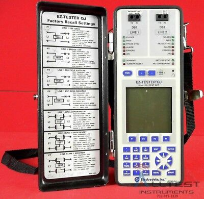 Electrodata TTS 3-QJ (Electrodata) COMMUNICATION TEST SET