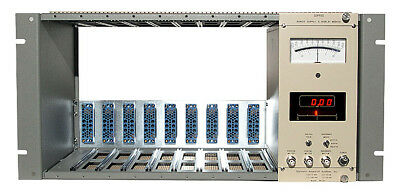 Stanford Research SR280 Mainframe and Display Module