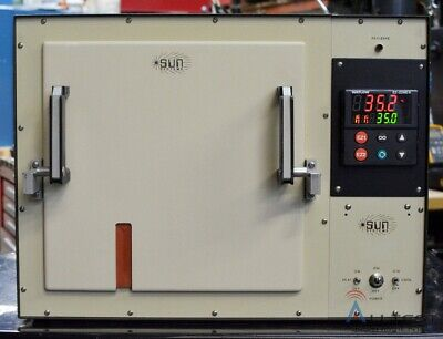"Sun Systems EC01 Environmental Chamber, 12""x10.5""x9.75, -73 C -315 C"