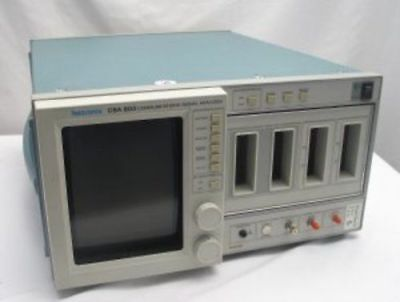 Tektronix CSA803A Communications Signal Analyzer Oscilloscope