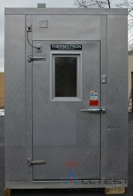 Thermotron WP-286-CHM-10 Panel Walk-In Chamber -34°C to 85°C