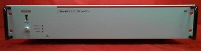 Keithley 3706A -SNFP  Switch System w/6-Slot Systems