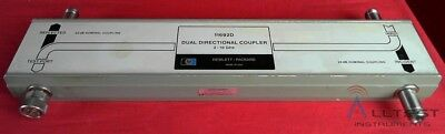 HP - Agilent - Keysight 11692D Coaxial Dual-Directional Coupler 2 GHz to 18 GHz