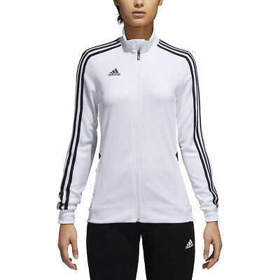 Adidas Women's Tiro 19 AFS Training Jacket Only Running Track Suit Climalite