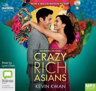 Crazy Rich Asians by Kevin Kwan Free Shipping!