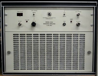 IFI M5362 Amplifier, 1 to 500 MHz