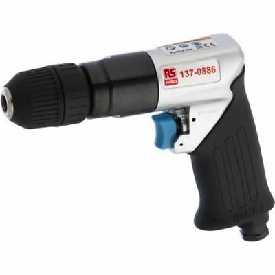 RS PRO 10mm Reversible Yes Air Drill, 1/4in, 1800rpm