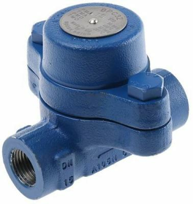 Spirax Sarco 32 bar Steel Thermostatic Steam Trap, 1/2 in BSP Female