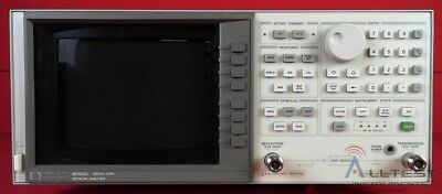 HP - Agilent - Keysight 8752C-006 Network Analyzer, 300 kHz to 1.3 GHz