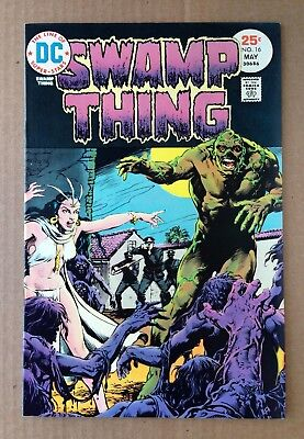 Swamp Thing 16  (1972) | VF/NM | 9.0 |  HIGH GRADE | NICE!