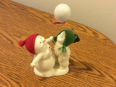 Snowbabies Department 56 Snowbabies Classics Let it Go Figurine