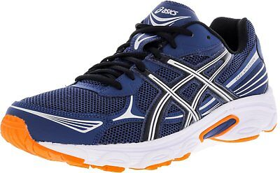 Asics Mens Gel Vanisher Fabric Low Top Lace Up Running Sneaker - Blue or Black