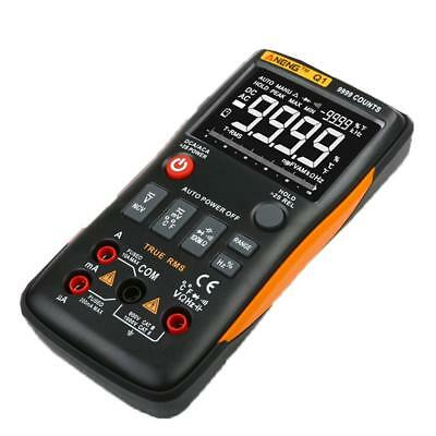 ANENG Q1 True-RMS Digital Multimeter Button 9999 Counts with Analog Bar Graph BN