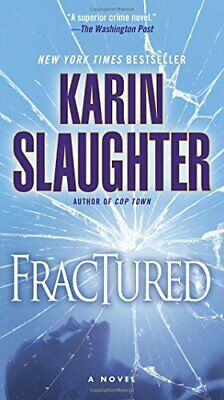 Fractured (Will Trent) by Slaughter, Karin Book The Cheap Fast Free Post