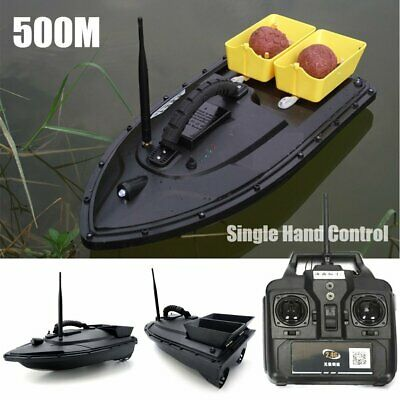 RC 500m drahtlose Fischköder Fish Finder Single Hand Control Double Motors