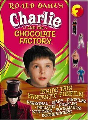 Charlie and the Chocolate Factory Funfax (Fi... by Li, Amanda Other printed item