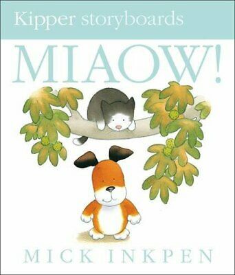 Miaow (Kipper) by Inkpen, Mick Board book Book The Cheap Fast Free Post