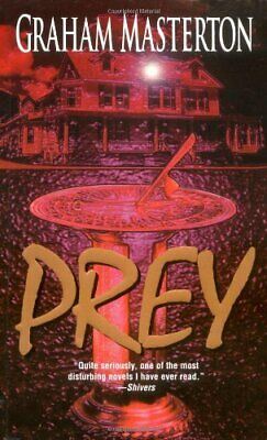 Prey by Masterton, Graham Paperback Book The Cheap Fast Free Post