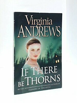 If there be thorns by Virginia Andrews Book The Cheap Fast Free Post