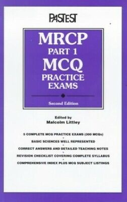 Membership of the Royal College of Physicians, Part 1: Multiple Cho... Paperback