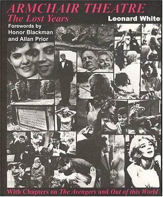 Armchair Theatre: The Lost Years by Prior, Allan Paperback Book The Cheap Fast