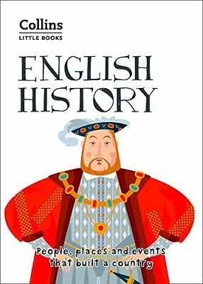 English History: People places and events that by Robert Peal New Paperback Book