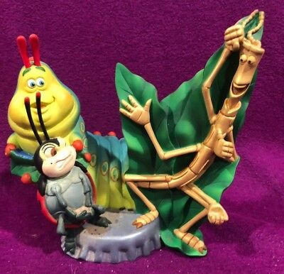 """The Disney Store """" Life Of Bugs """" Heavy Figurine Large 7 in high Pixar"""
