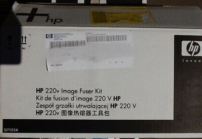 Brand New Q7503A Genuine HP Fuser Kit for Colour LJ 4700, 4730, CP4005
